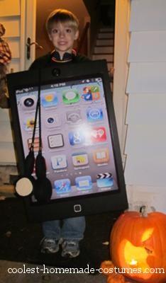 Coolest iPod Jack Costume