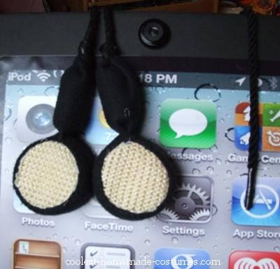 Coolest iPod Jack Costume - 1