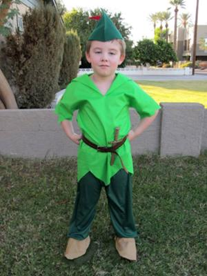 Coolest Peter Pan Costume - 1