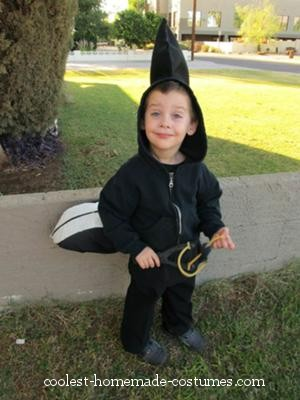 Coolest Peter Pan Lost Boy Costume - Skunk