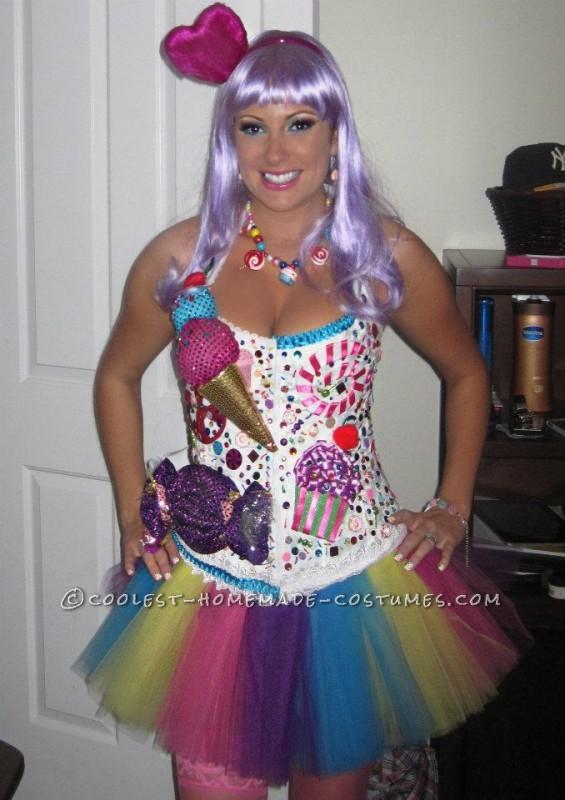 Amazing Katy Perry Costume - 2