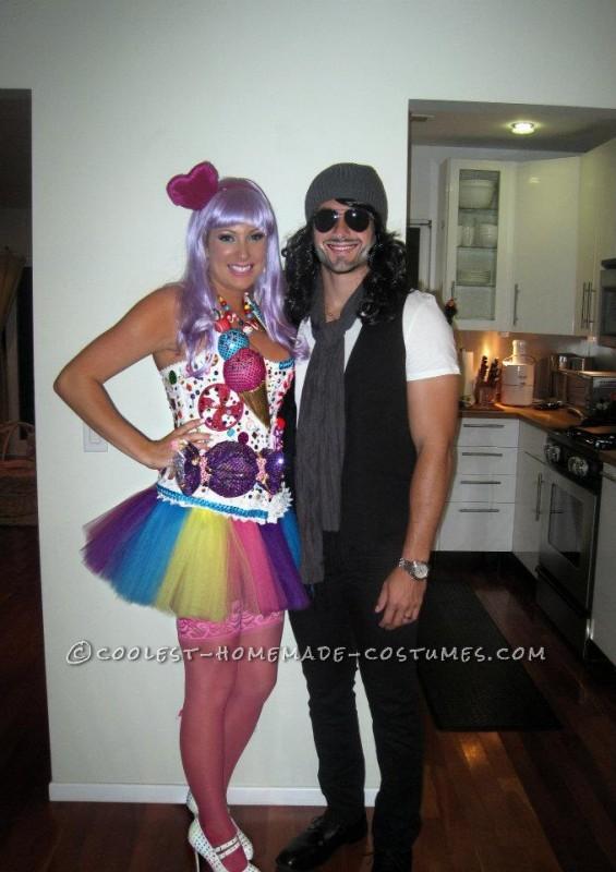 Amazing Katy Perry Costume - 1