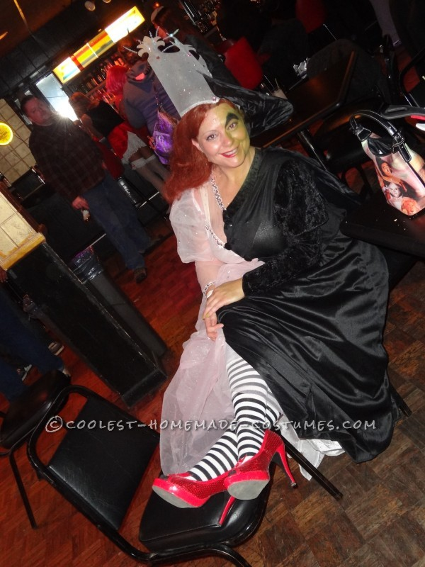 Coolest Good Witch Bad Witch Costume - 5