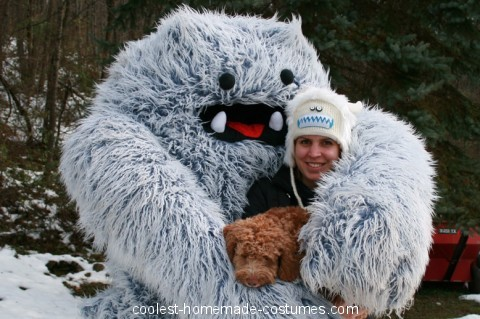 Catskill Mountain Yeti Costum