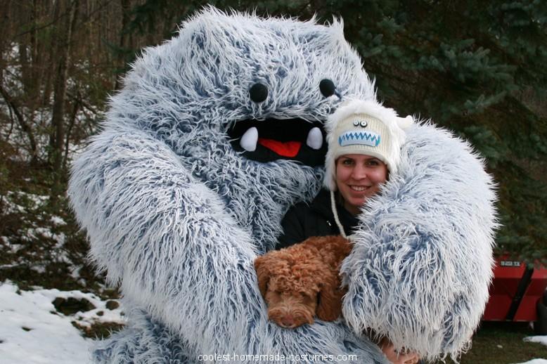 Catskill Mountain Yeti Costume - 2