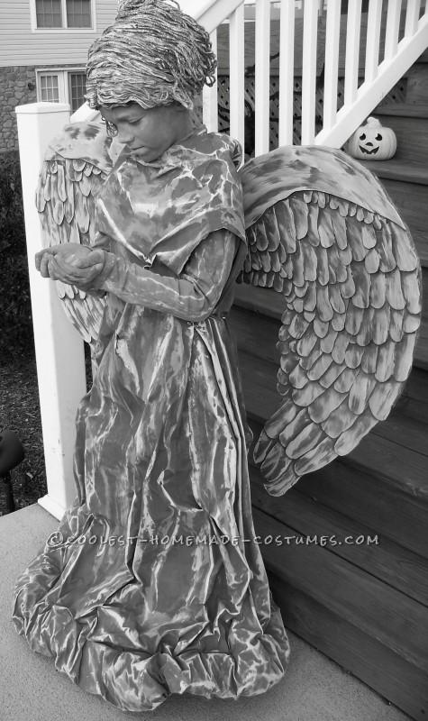 Trinity as Cemetery Angel 4