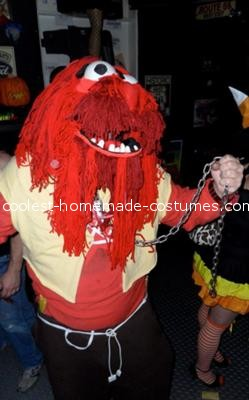 Animal Muppets Costume