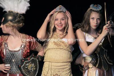 all three Greek Goddesses