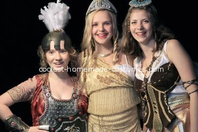 All Three Greek Goddesses