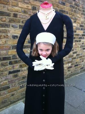 Coolest Beheaded Anne Boleyn Costume