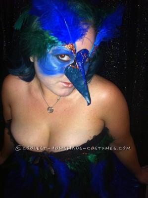 Coolest Bird Costume