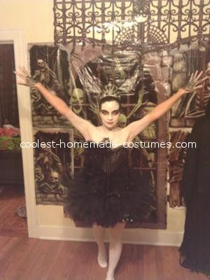 Coolest Black Swan Costume