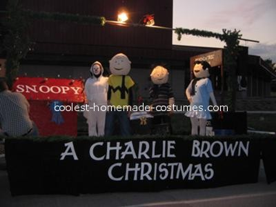 Coolest Charlie Brown and Gang Costumes