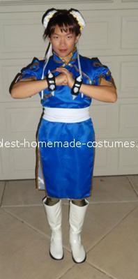 Coolest Chun Li Costume