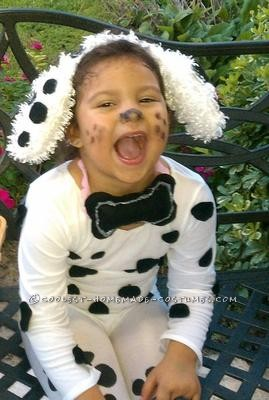 Coolest Dalmatian Puppy Costume