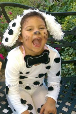 Coolest Dalmatian Puppy Costume