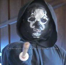 Coolest Death Eater Costume