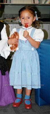 Coolest Dorothy Costume