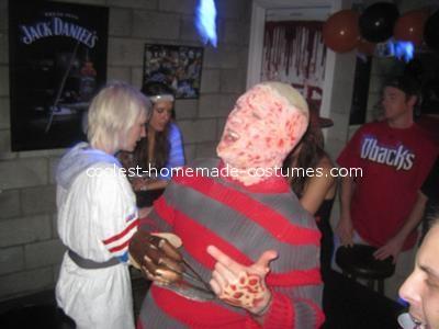 Freddy Kruger Costume