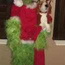 Coolest grinch costume grinch character group costume cindy lou who