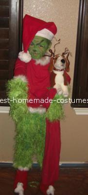 Coolest Grinch Costume