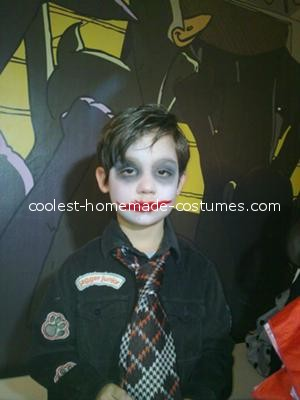 Coolest Halloween Joker Costume