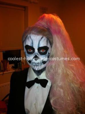 Coolest Lady Gaga Born This Way Costume