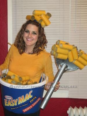 Coolest Mac 'N Cheese Costume