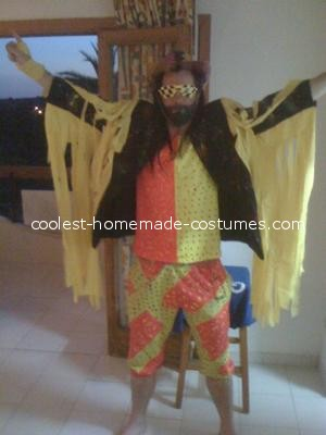 Coolest Macho Man Randy Savage Costume