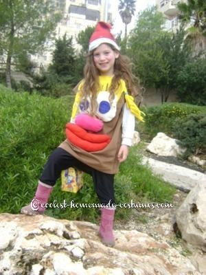 Coolest Mr. and Mrs. and Kids Potato Heads Costume