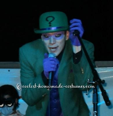 Coolest Riddler Costume
