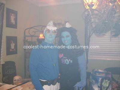 80s Smurf & Tipsy Smurf