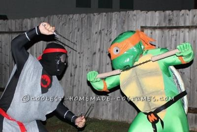 Coolest Teenage Mutant Ninja Turtles Costumes