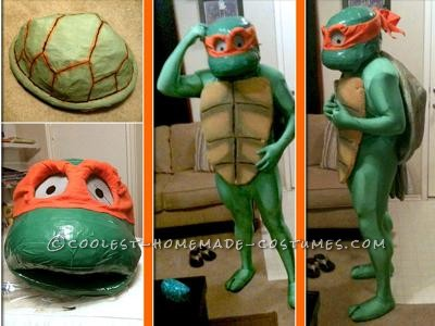 TMNT Michelangelo Details