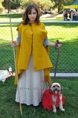 Coolest Village Monster Dog Costume