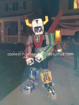 Coolest VOLTRN Costume