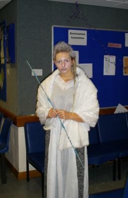 Coolest White Witch of Narnia Costume