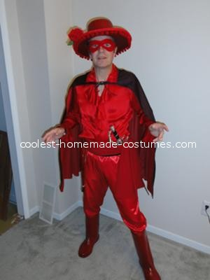 coolest Zorro the Gay Blade Costume