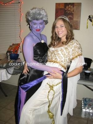 Cooslest Ursula Costume