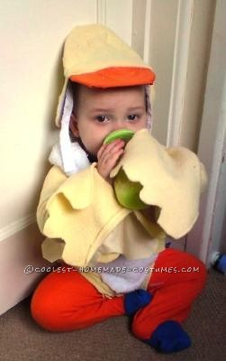 Coolest Easter Duck Baby Costume