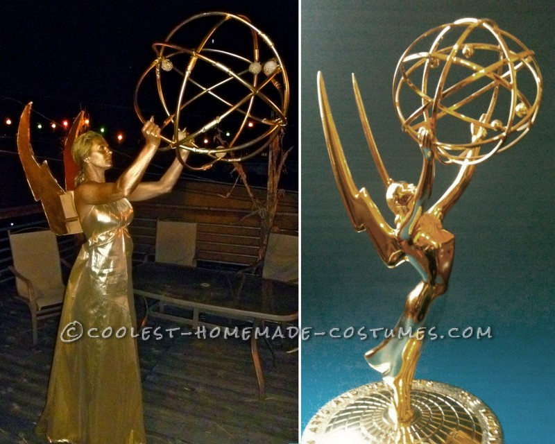 Coolest Emmy Award Costume - 4
