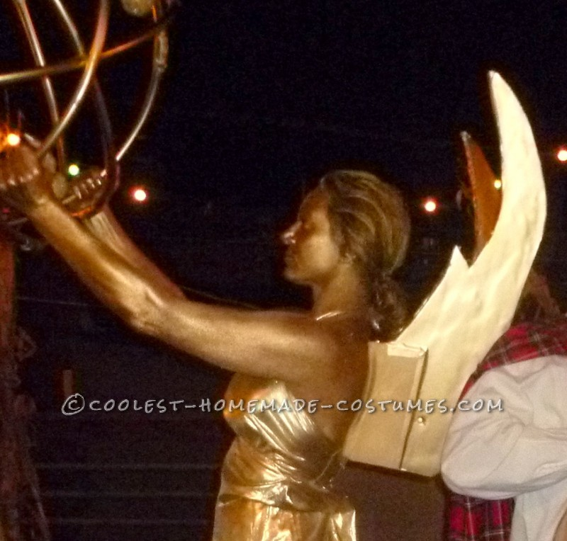 Coolest Emmy Award Costume - 1