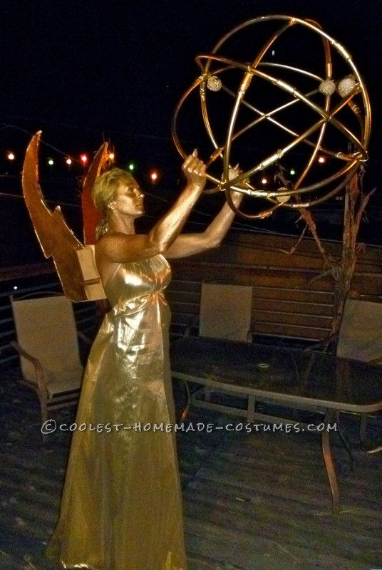 Coolest Emmy Award Costume