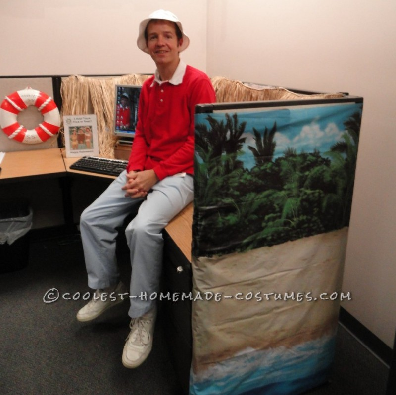 Gilligan lands a new job in the office