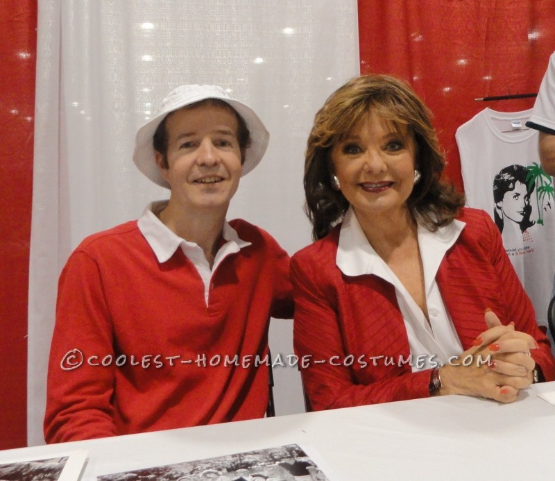 Gilligan meets the real Mary Ann