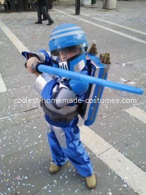 Kids Jango Fett Costume