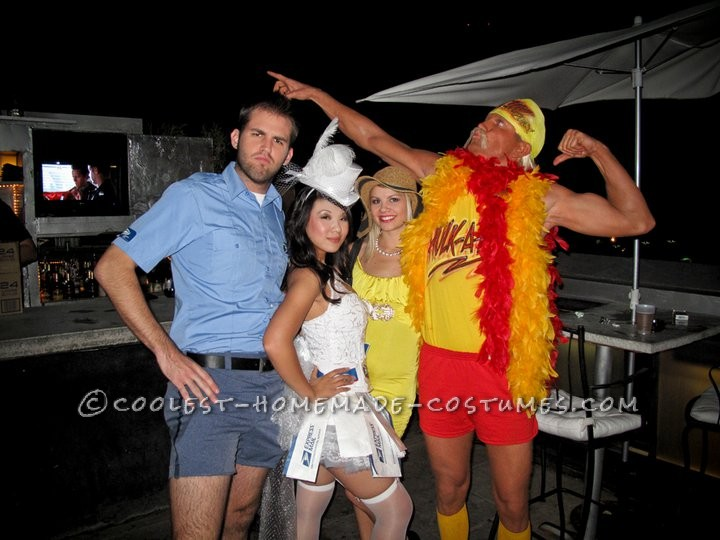 Couples costumes :)