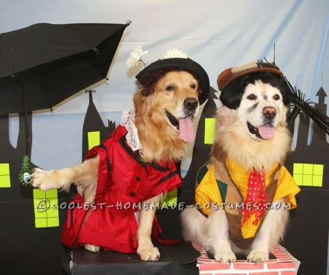 Coolest Dog Costumes - MaryPUPins