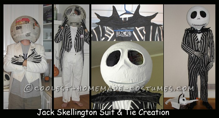 Coolest Nightmare Before Christmas Couple Costume - 2