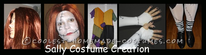 Coolest Nightmare Before Christmas Couple Costume - 3